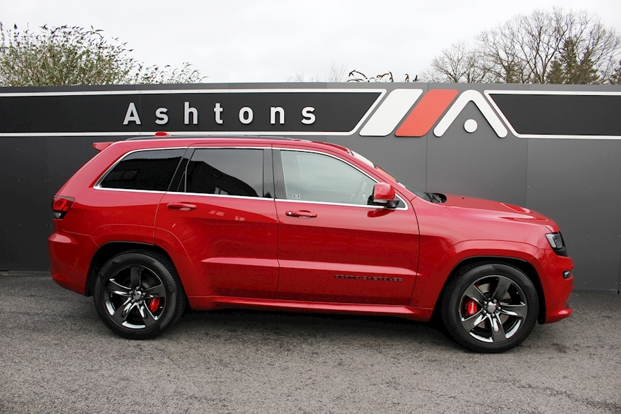 Jeep Grand Cherokee Hemi Srt8