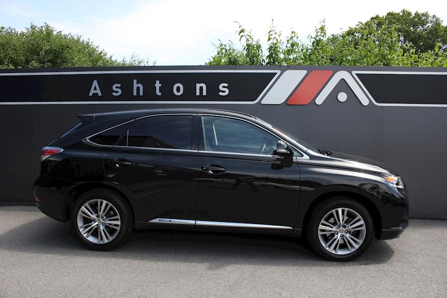 Lexus Rx 450H Advance Pan Roof
