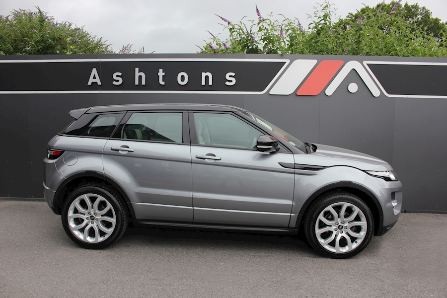 Land Rover Range Rover Evoque Si4 Dynamic Lux