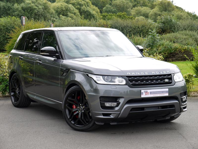 Used Land Rover Range Rover Sport 3 0 Sdv6 Autobiography