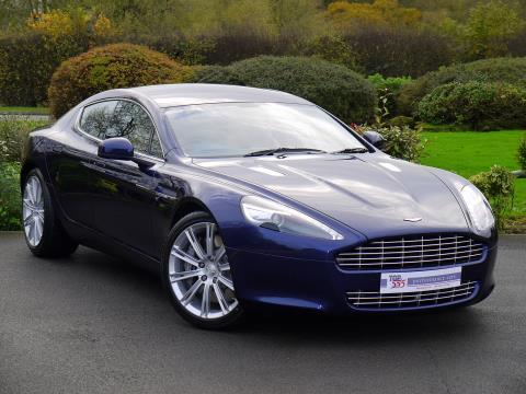 Aston Martin Rapide 6.0 V12