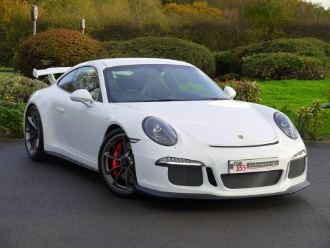 Porsche 911 (991) GT3 3.8 PDK