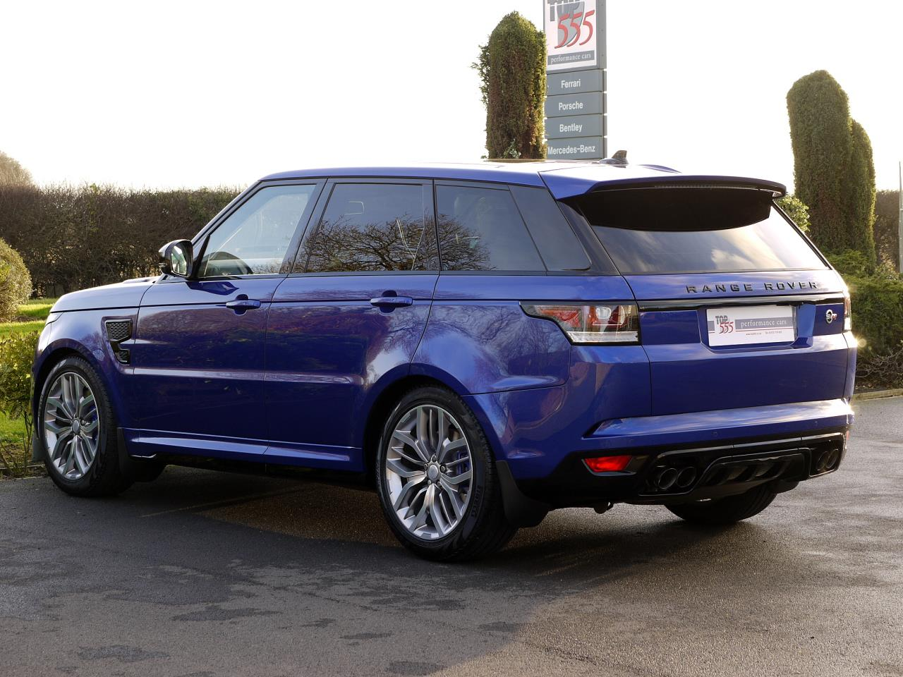 used land rover range rover sport 39 svr 39 v8 autobiography. Black Bedroom Furniture Sets. Home Design Ideas