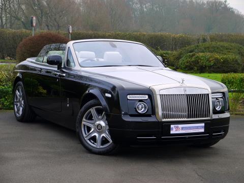 Rolls-Royce Phantom Drophead Coupe 6.7