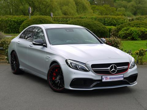 Mercedes C63 AMG 'S' Edition 1