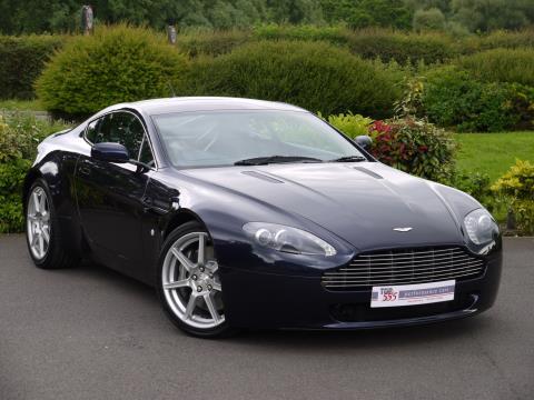 Aston Martin V8 Vantage 4.3 Manual