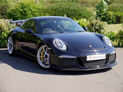 Porsche 911 (991) GT3 CLUBSPORT