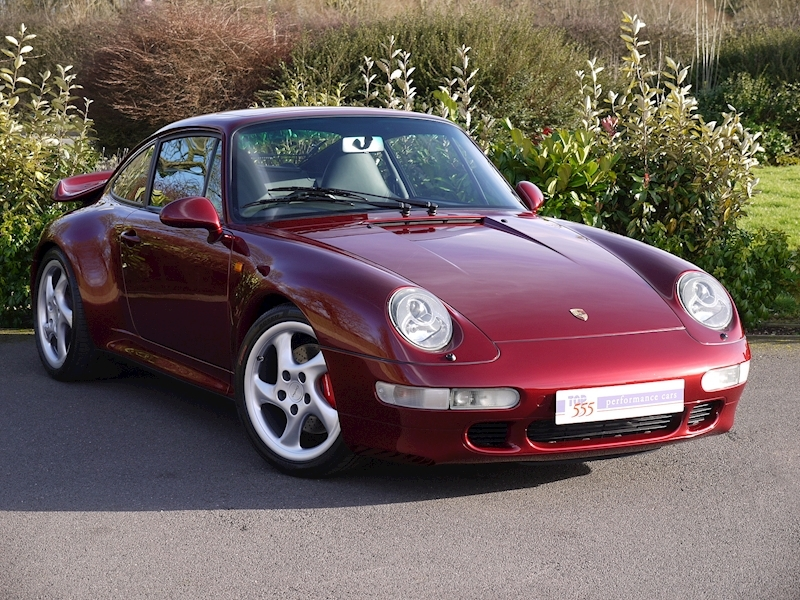 Porsche 911 (993) Turbo 3.6 Coupe - Large 21