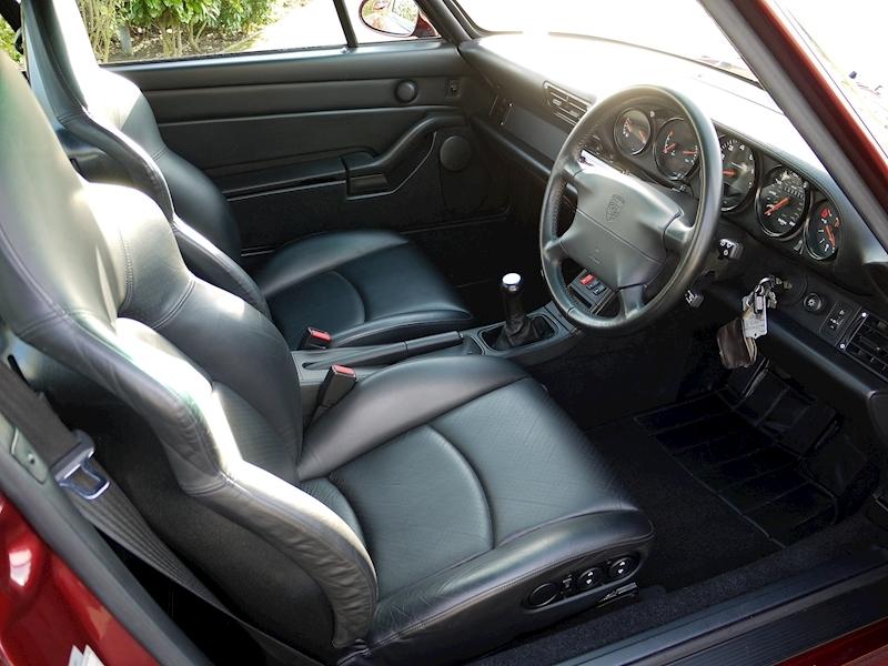 Porsche 911 (993) Turbo 3.6 Coupe - Large 1