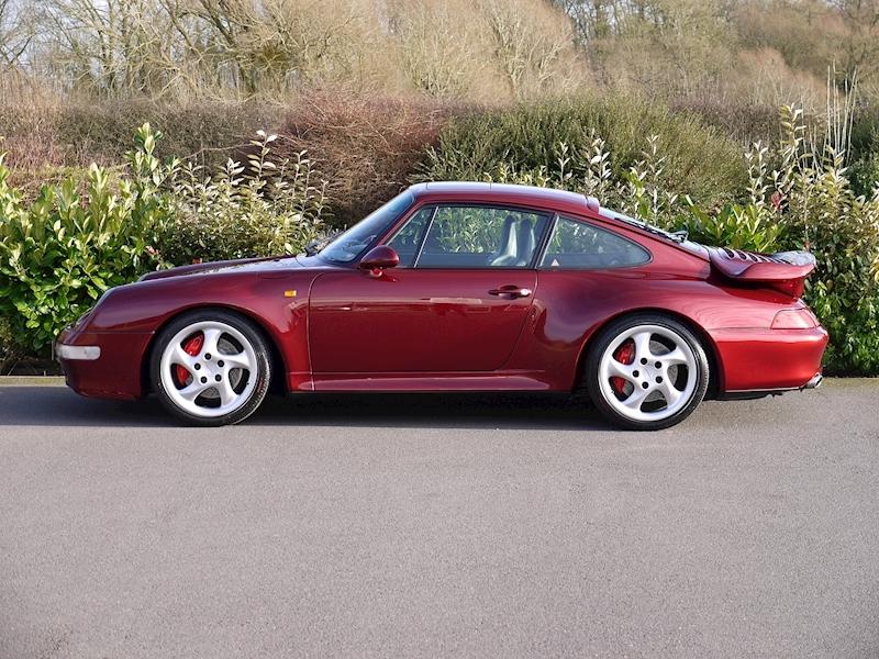 Porsche 911 (993) Turbo 3.6 Coupe - Large 2