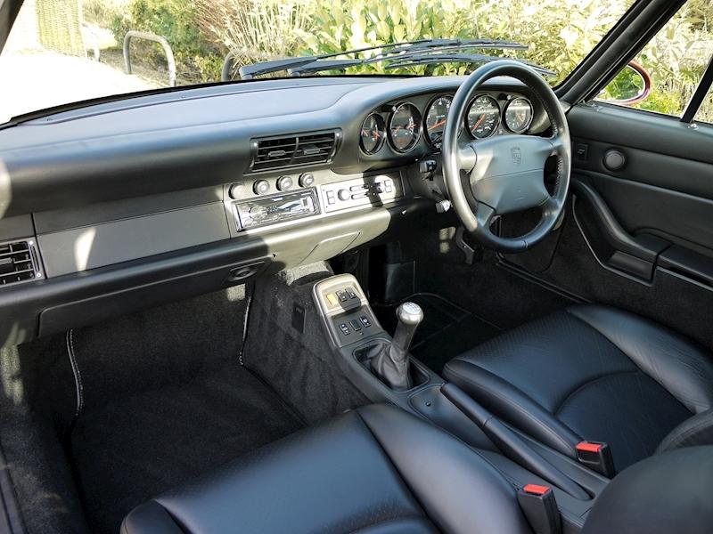 Porsche 911 (993) Turbo 3.6 Coupe - Large 4