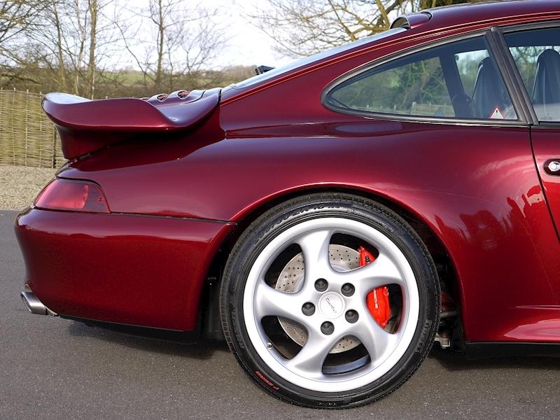 Porsche 911 (993) Turbo 3.6 Coupe - Large 7