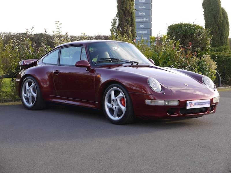 Porsche 911 (993) Turbo 3.6 Coupe - Large 11
