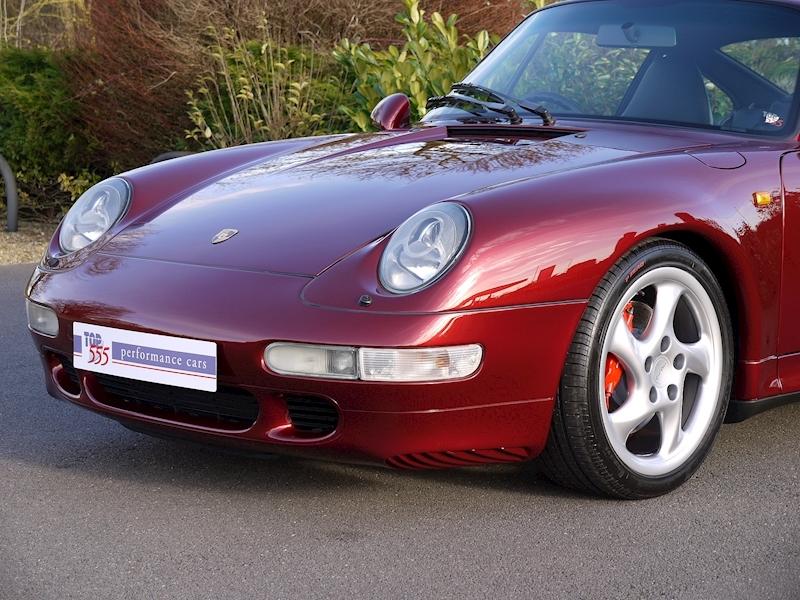 Porsche 911 (993) Turbo 3.6 Coupe - Large 12
