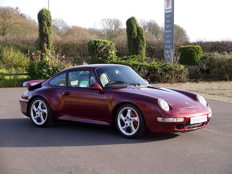 Porsche 911 (993) Turbo 3.6 Coupe - Large 22