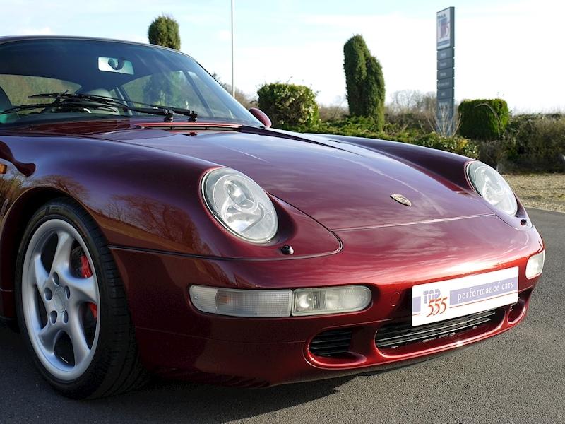 Porsche 911 (993) Turbo 3.6 Coupe - Large 23