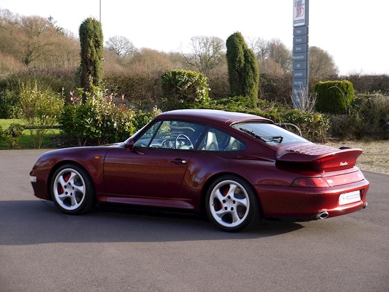 Porsche 911 (993) Turbo 3.6 Coupe - Large 24