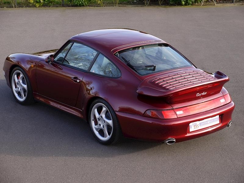 Porsche 911 (993) Turbo 3.6 Coupe - Large 25