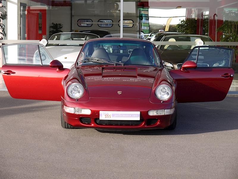 Porsche 911 (993) Turbo 3.6 Coupe - Large 26