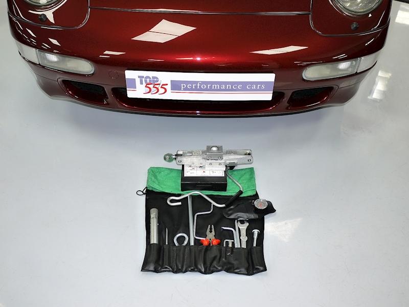 Porsche 911 (993) Turbo 3.6 Coupe - Large 33