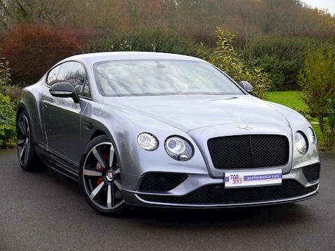 Bentley Continental GT V8 S Mulliner