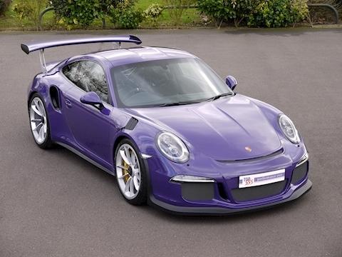Porsche 911 (991) GT3 RS 4.0 PDK
