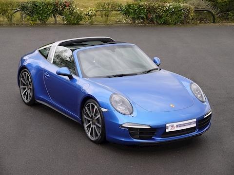 Porsche 911 (991) Targa 4S 3.8 PDK