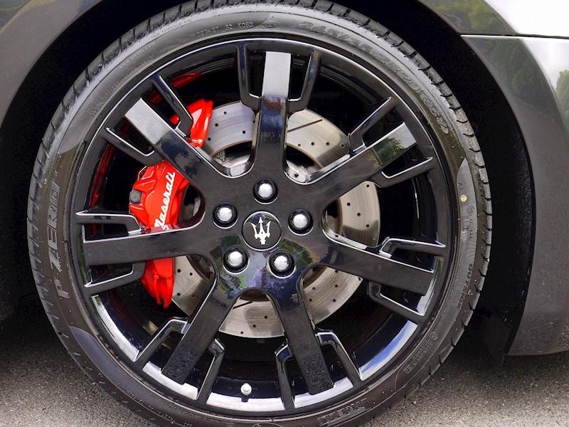Maserati Granturismo S 4.7 Sport MC Auto - Large 14