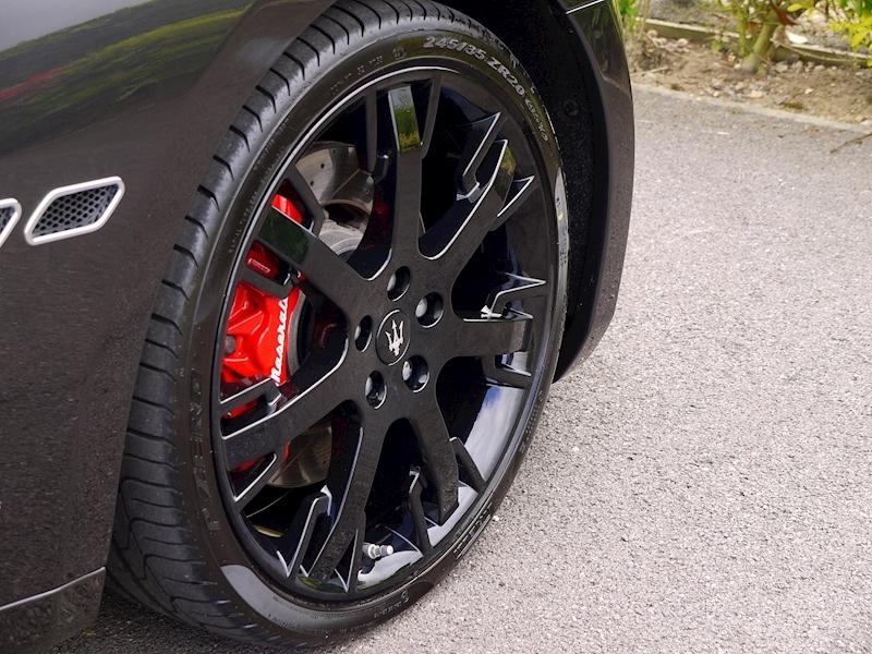Maserati Granturismo S 4.7 Sport MC Auto - Large 15