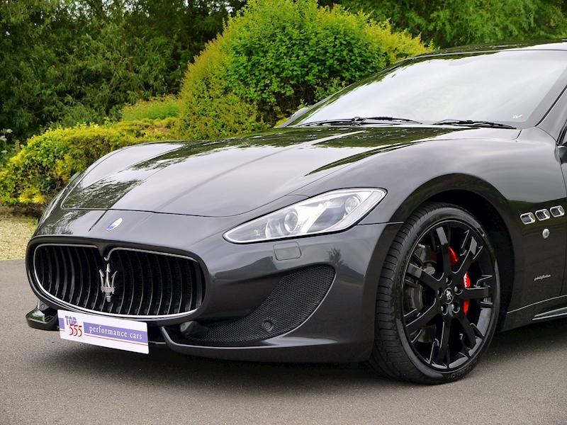 Maserati Granturismo S 4.7 Sport MC Auto - Large 18