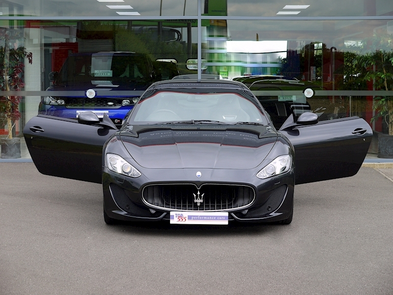 Maserati Granturismo S 4.7 Sport MC Auto - Large 33