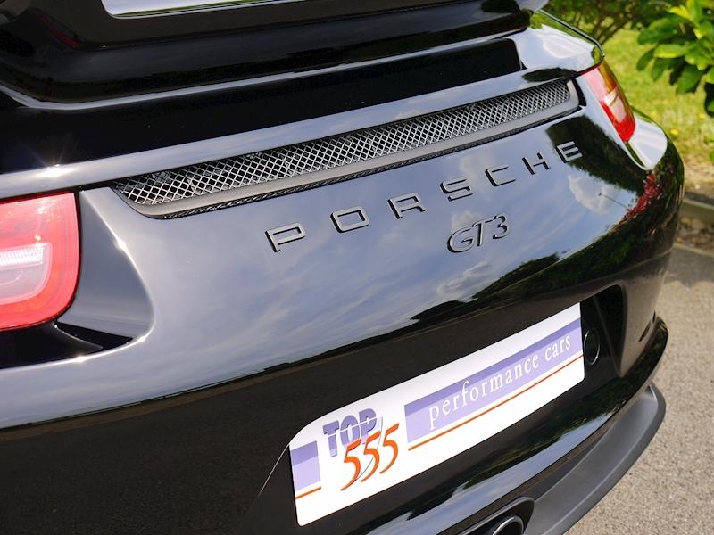 Porsche 911 (991) GT3 3.8 Clubsport - Large 4