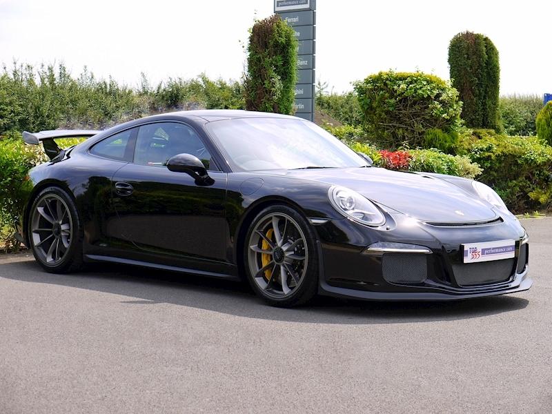 Porsche 911 (991) GT3 3.8 Clubsport - Large 17