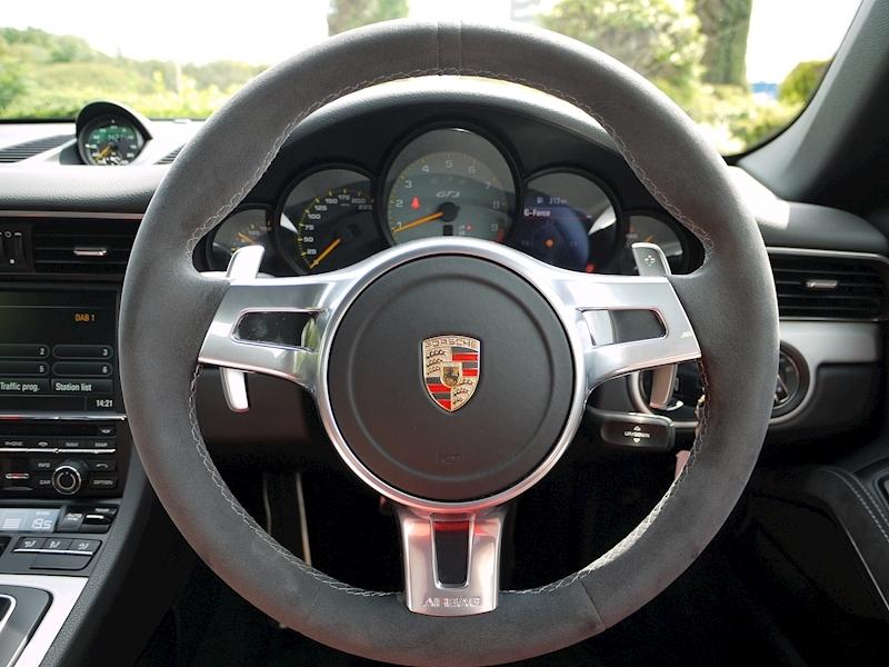 Porsche 911 (991) GT3 3.8 Clubsport - Large 23