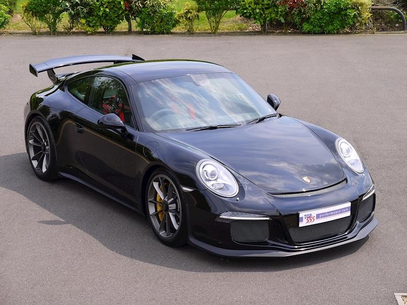 Porsche 911 (991) GT3 3.8 Clubsport - Large 0