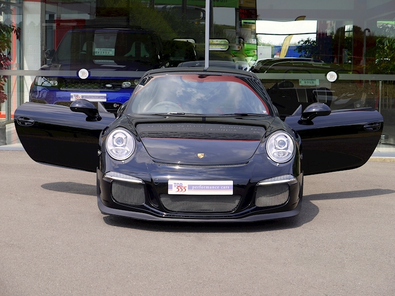 Porsche 911 (991) GT3 3.8 Clubsport - Large 29