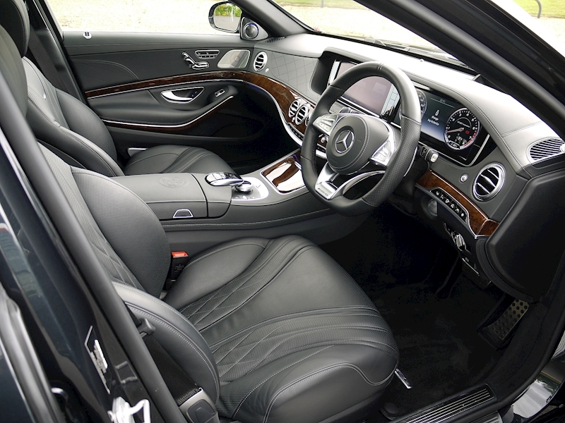 Mercedes S65 AMG L SALOON - Large 1