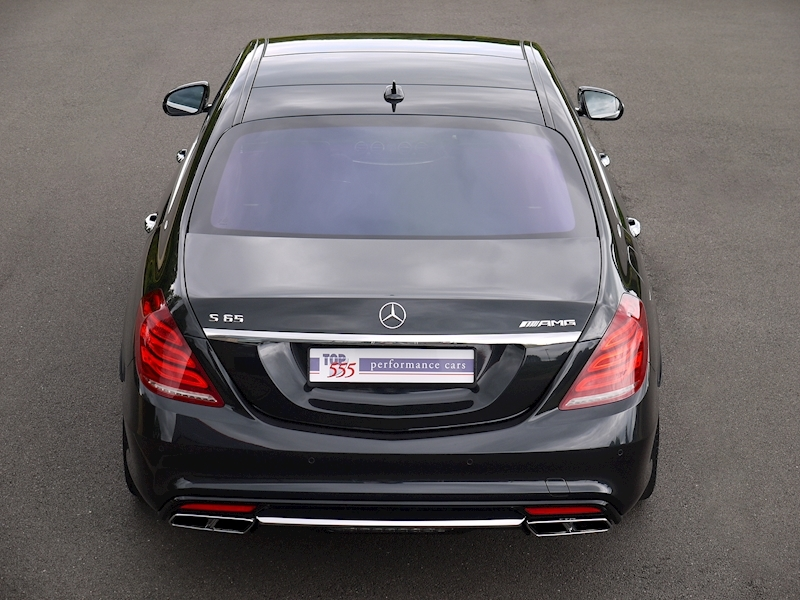 Mercedes S65 AMG L SALOON - Large 13
