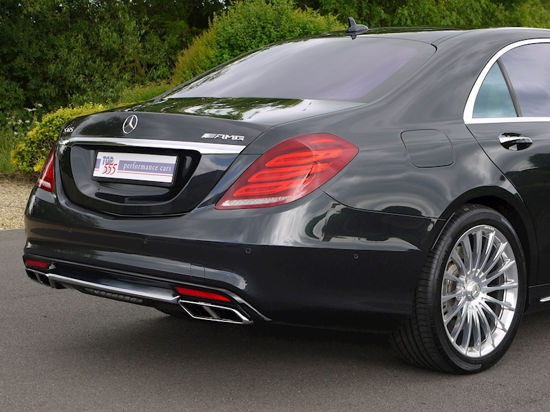 Mercedes S65 AMG L SALOON - Large 18