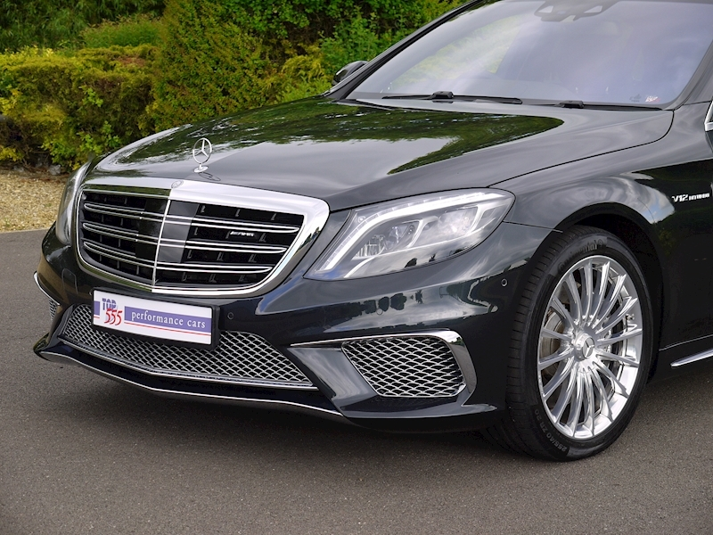 Mercedes S65 AMG L SALOON - Large 19