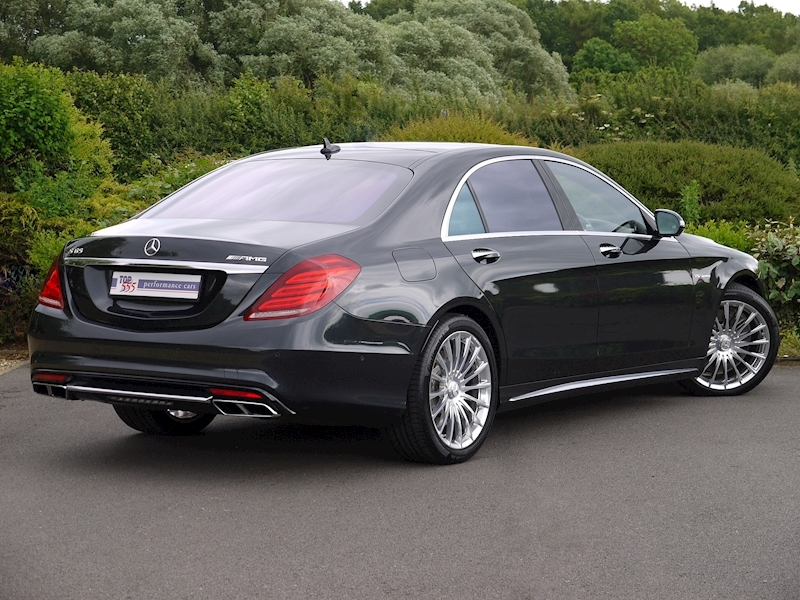 Mercedes S65 AMG L SALOON - Large 23