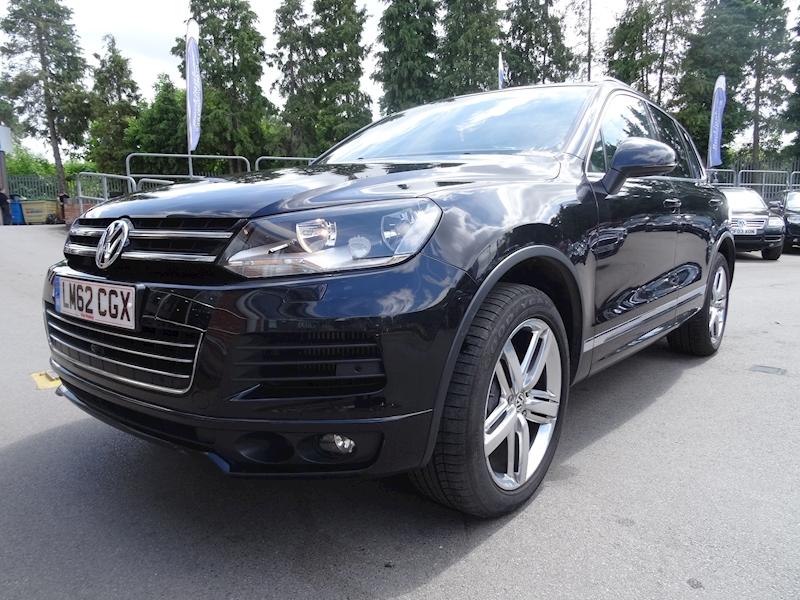 Volkswagen Touareg 3.0 V6 Altitude Tdi Bluemotion Tech S/Start (PAN ROOF)
