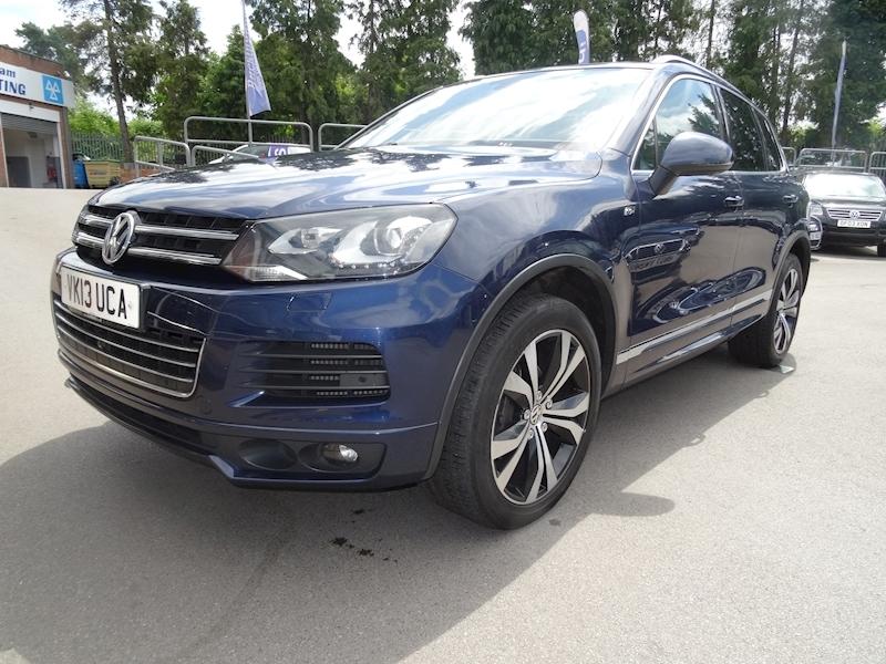 Volkswagen Touareg 3.0 V6 R-Line Tdi Bluemotion Technology