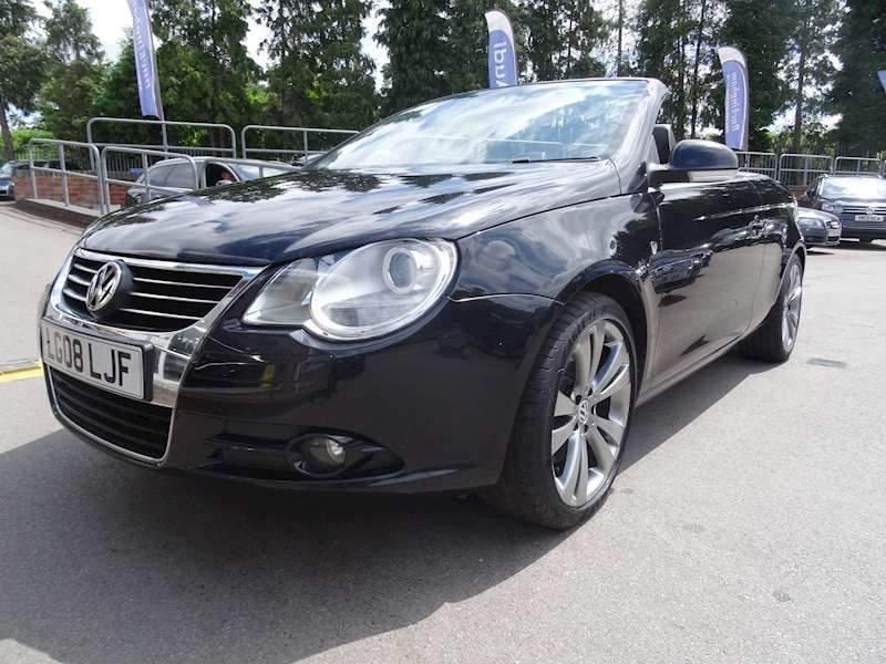 Volkswagen Eos 2.0 Individual Fsi 200 LEATHER