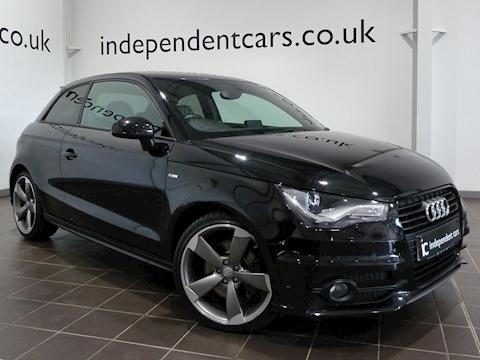 Audi A1 2.0 Tdi S Line Black Edition