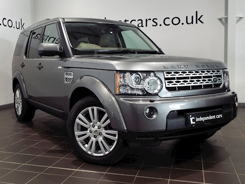 Land Rover Discovery HSE TDV6 3.0 Auto