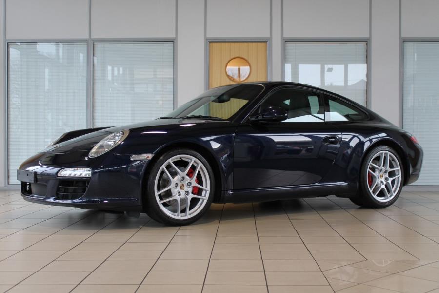Porsche 911 (997) C2S PDK