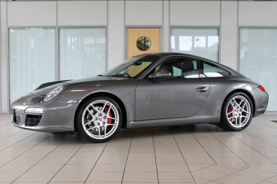 Porsche 911 (997) 3.8 C2'S' Pdk Coupe