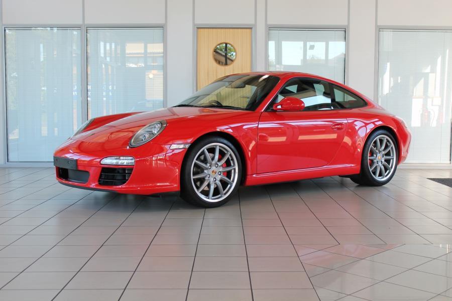 Porsche 911 (911) 997 3.8 C2'S' PDK Coupe