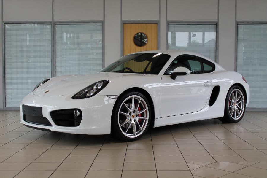 Porsche Cayman 981 3.4 S